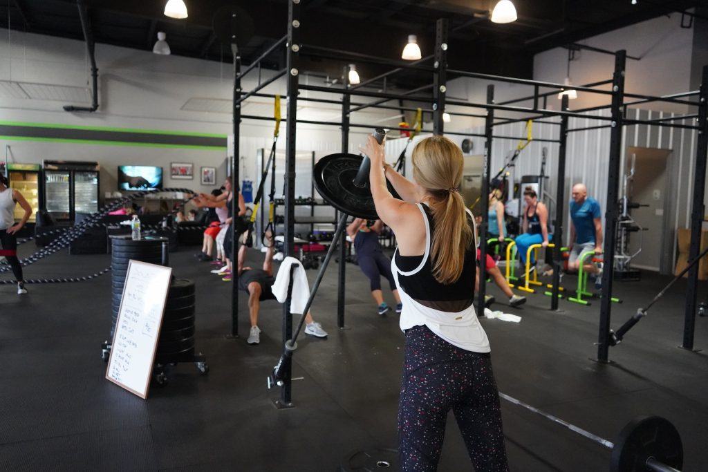 small group personal training, personal training, gym, maximising value